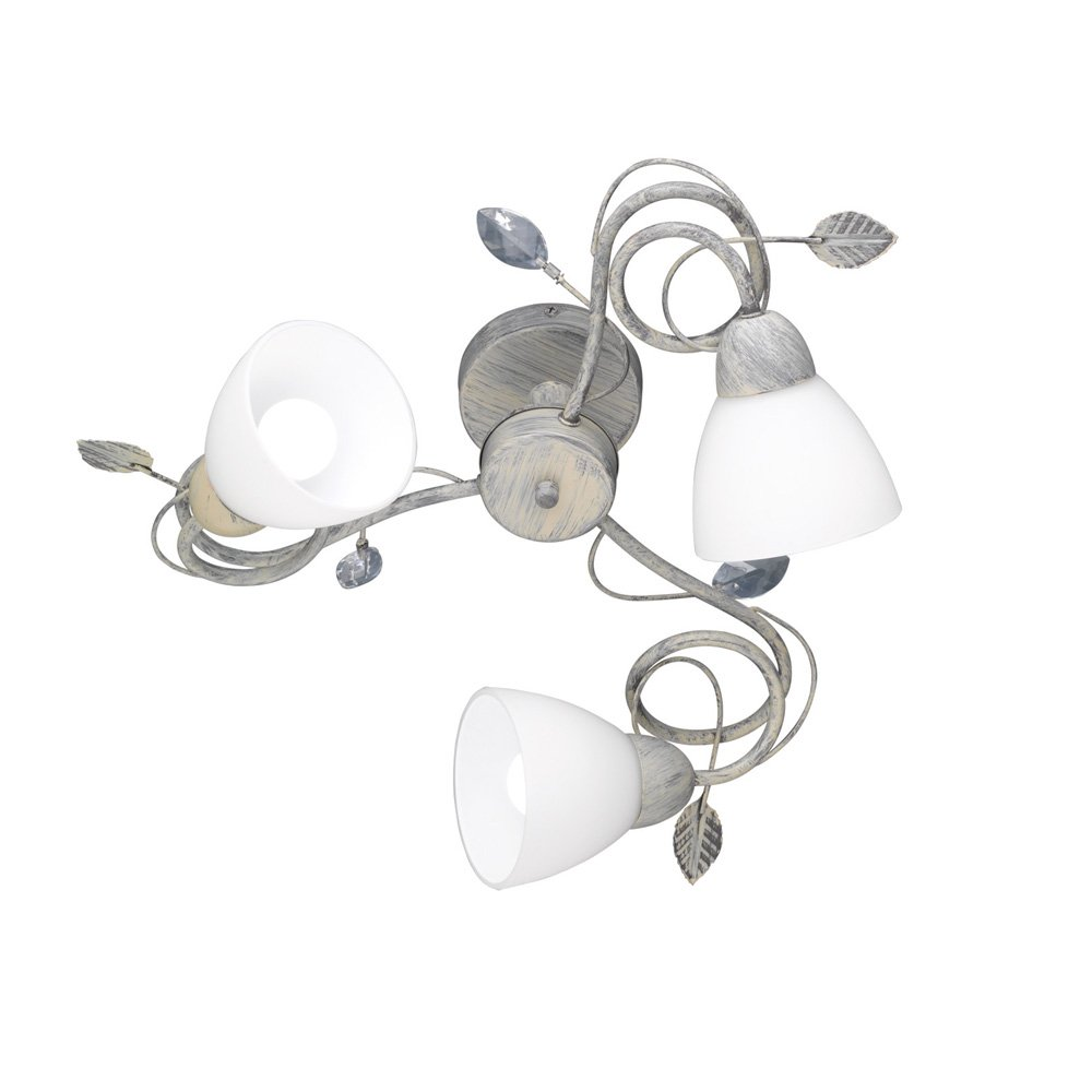 Trio international Landelijke plafonlamp Traditio Trio 600700361