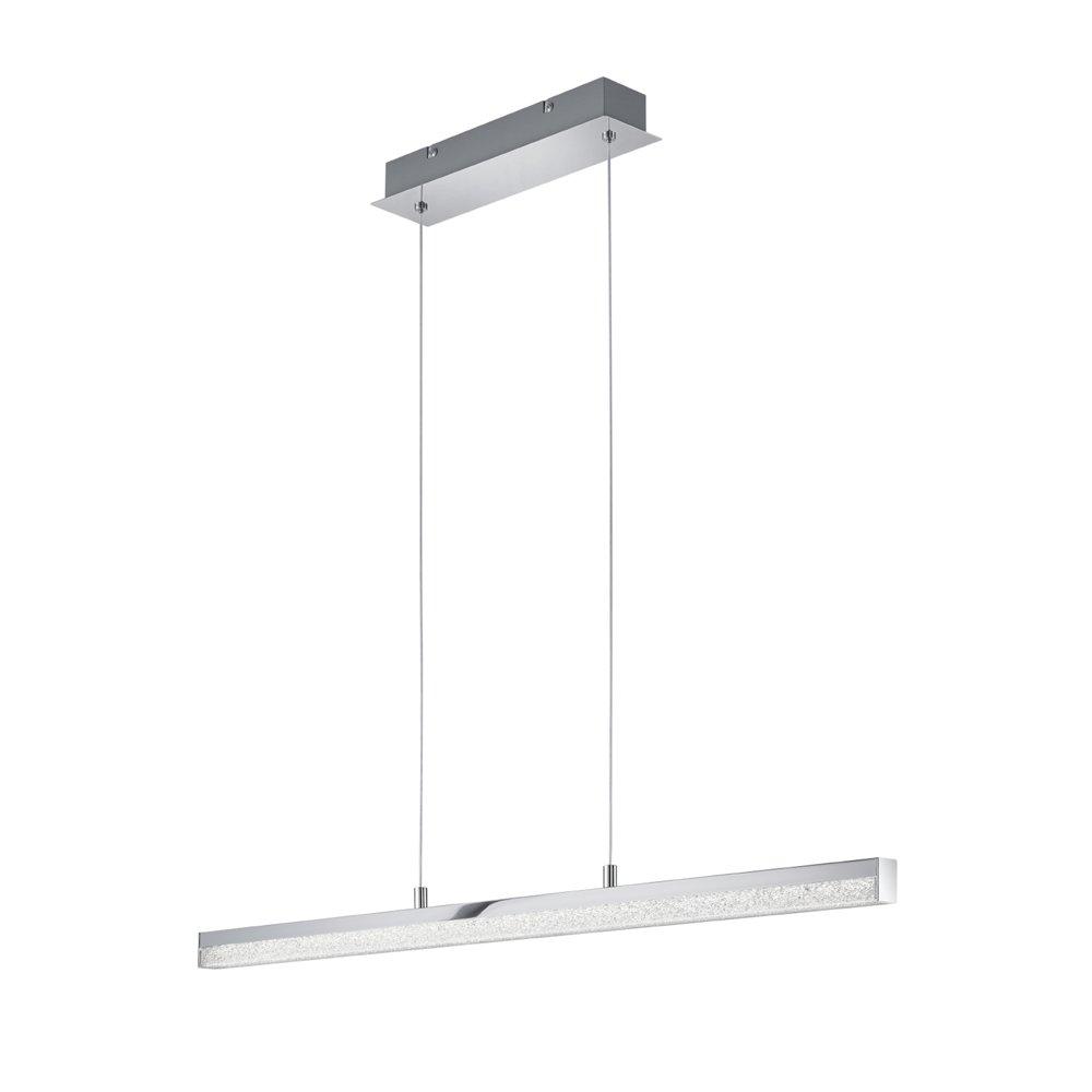 Trio international Design hanglamp Alley met kristallen Trio R32901100
