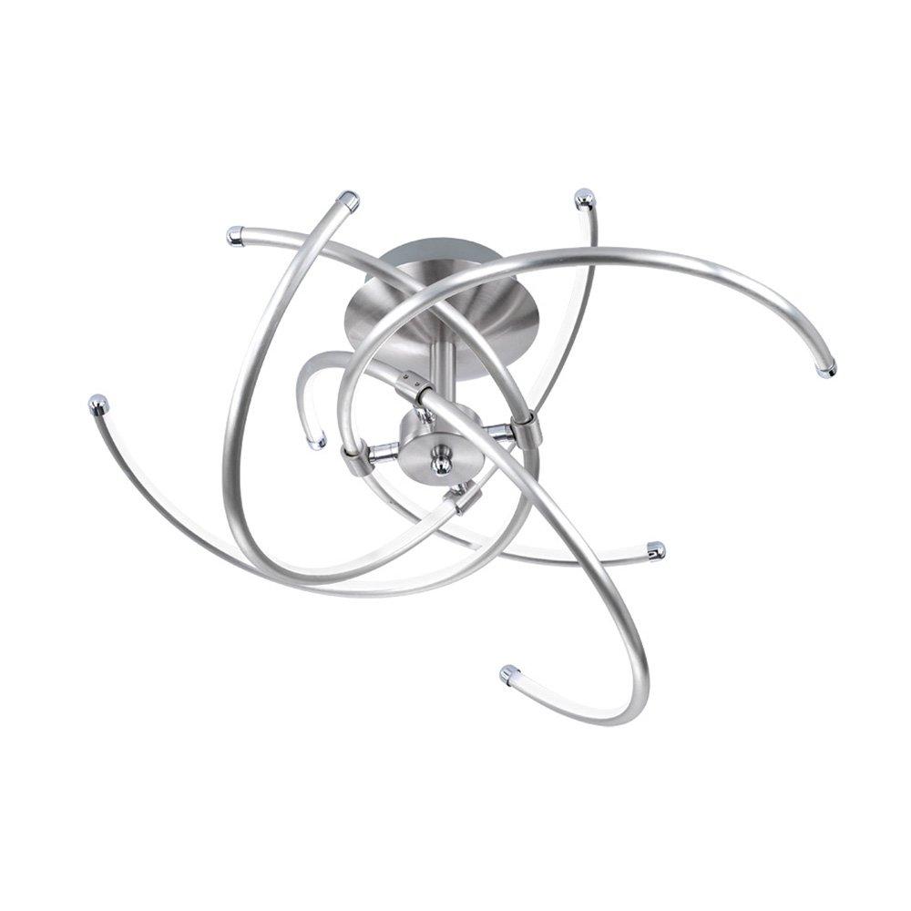 Trio international Plafondlamp Polydor Ultra design Trio 672710407