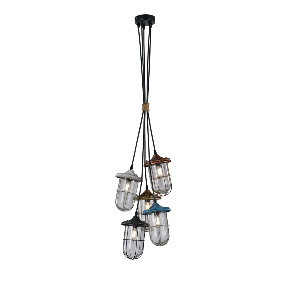 Trio international Leuke Curiosa hanglamp Birte Trio 303800517