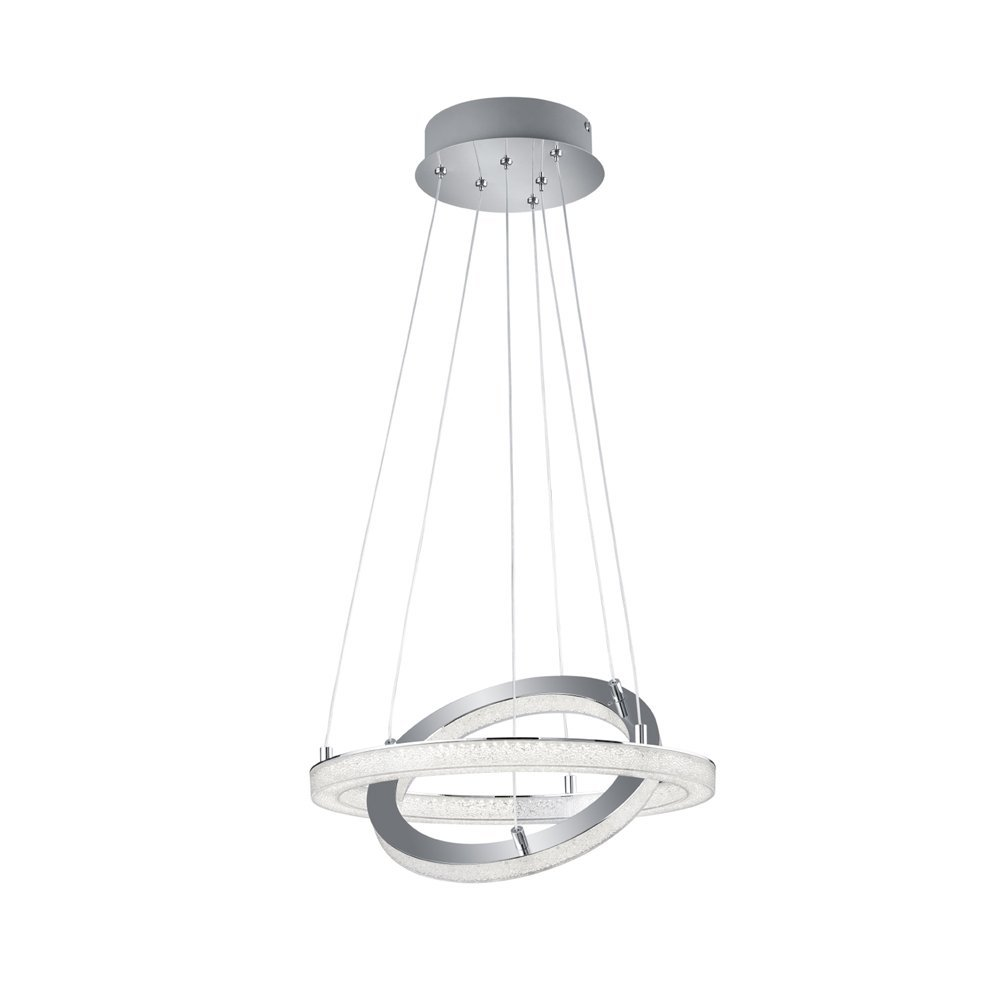 Trio international Decoratieve hanglamp Chalet Trio R32202100