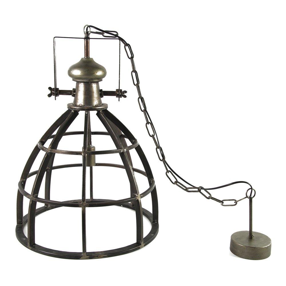 Decostar Hanglamp Barbera L industrieel De. 749150
