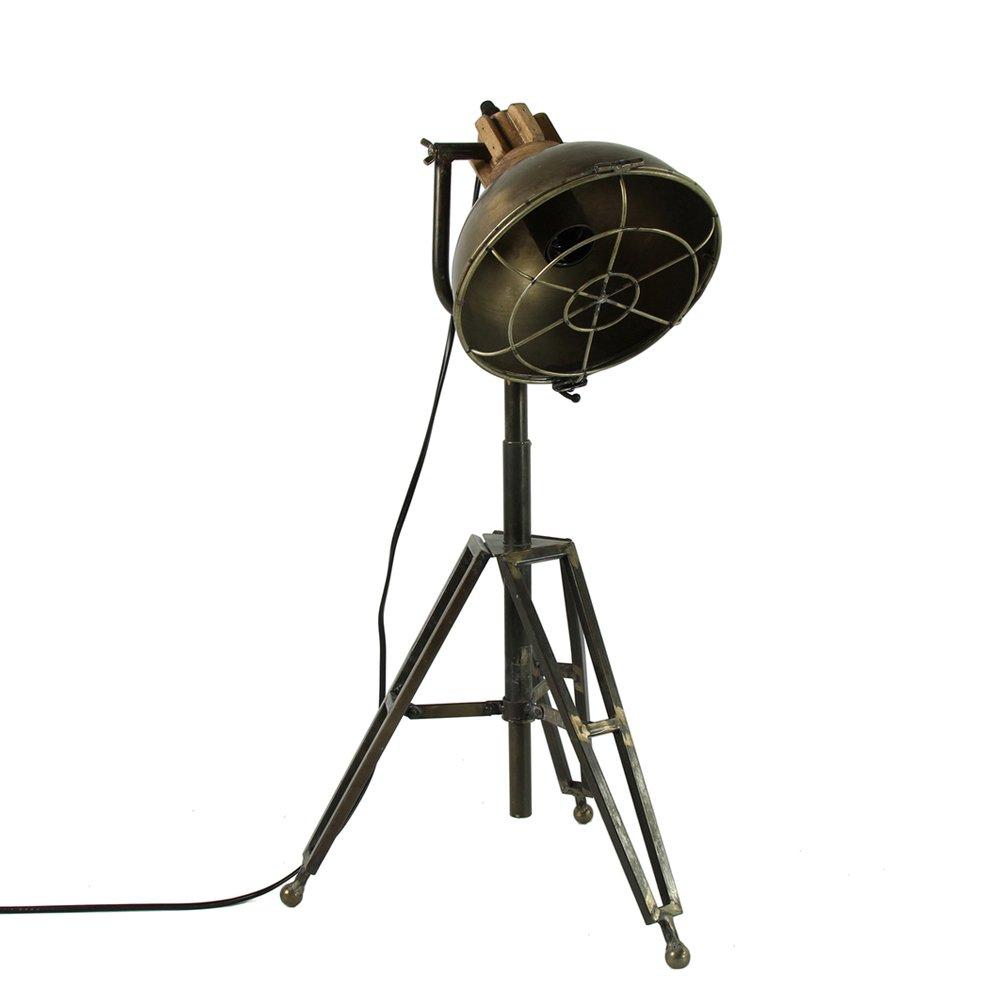Decostar Vloerlamp Danjella S industrieel De. 753009