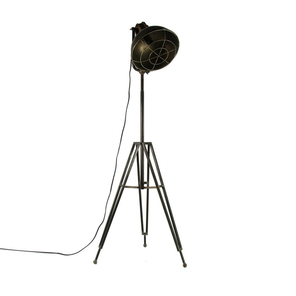 Decostar Vloerlamp Danjella L industrieel De. 753011