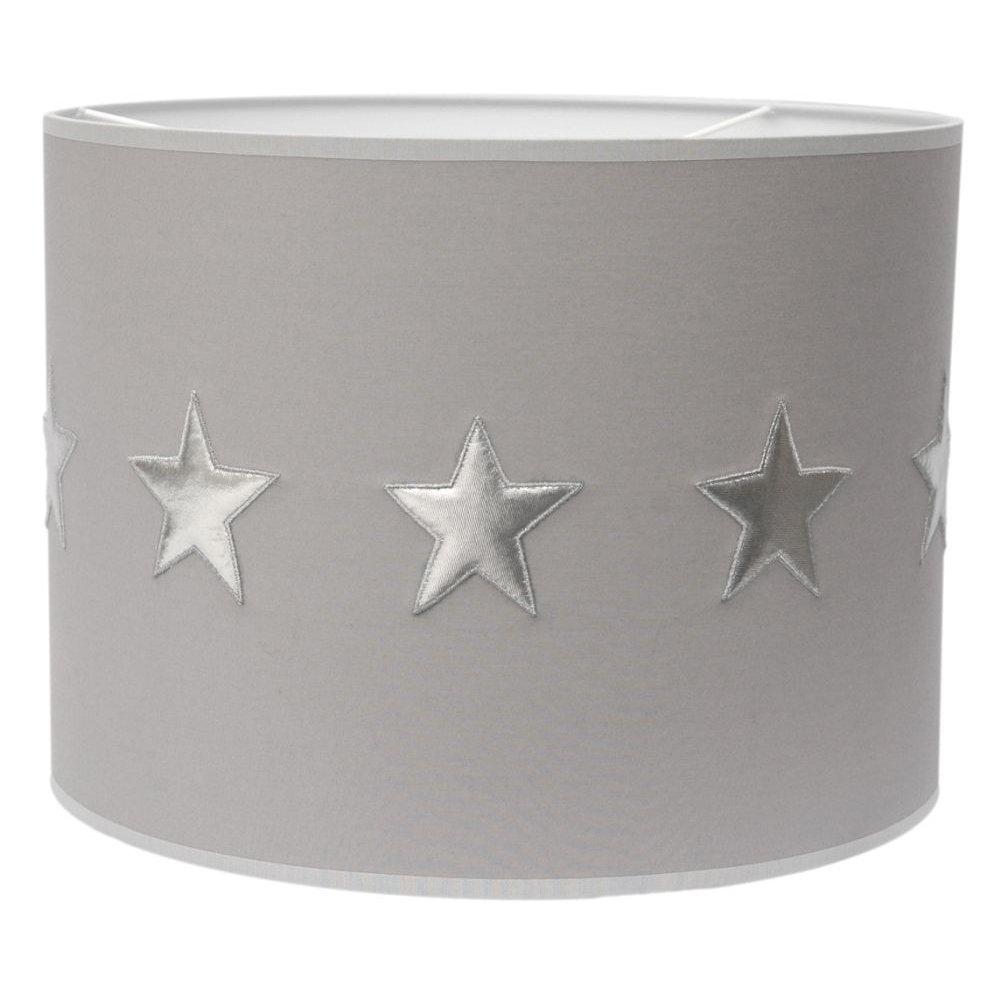 Taftan zilveren sterren hanglamp