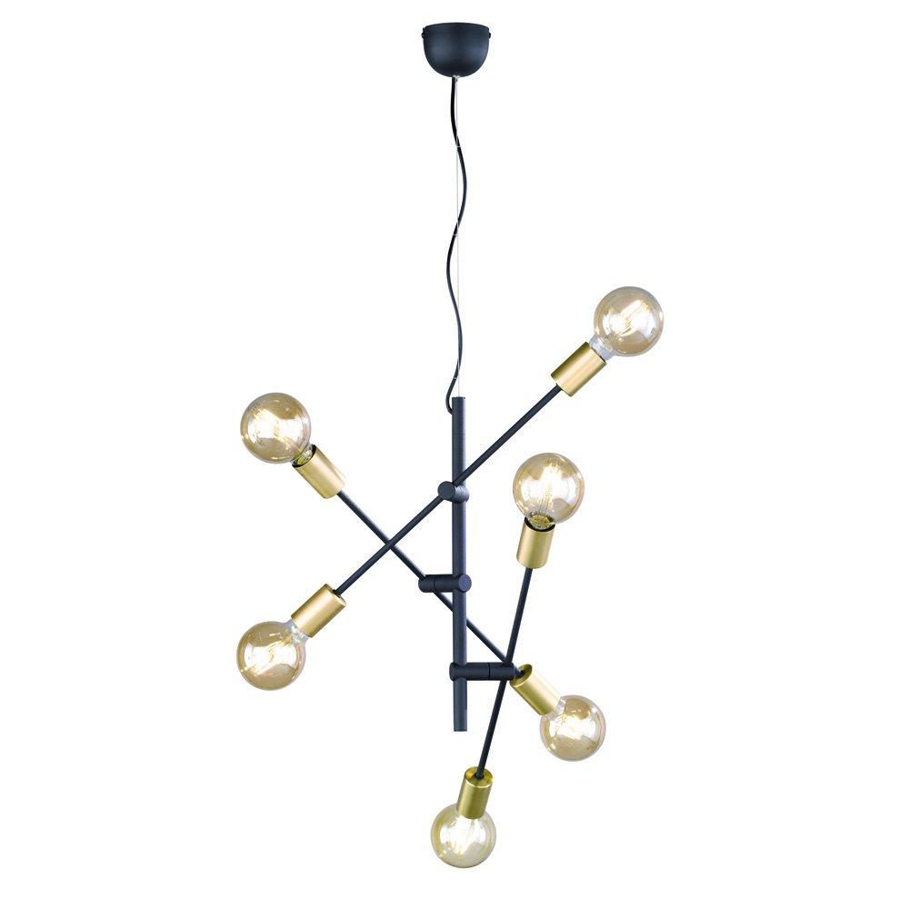 Trio international Decoratieve hanglamp Cross Trio 306700632
