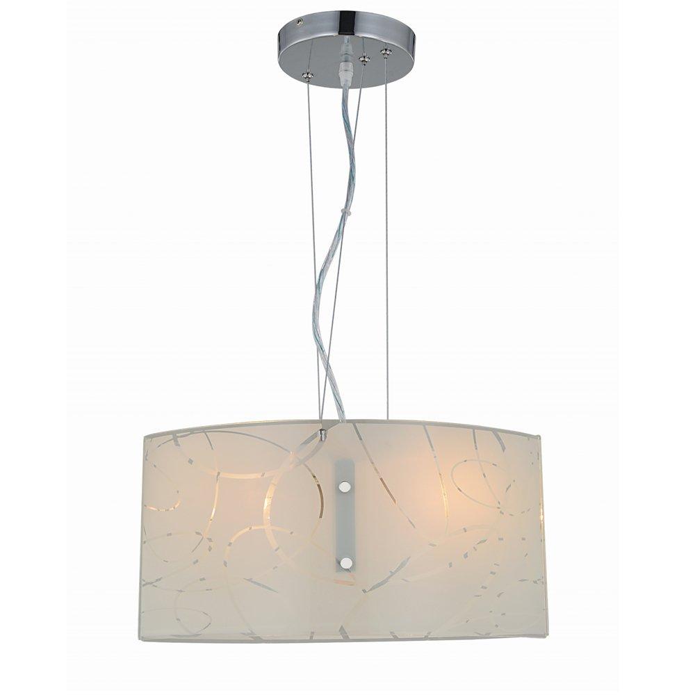 Trio international Design hanglamp Spirelli Trio 304400201