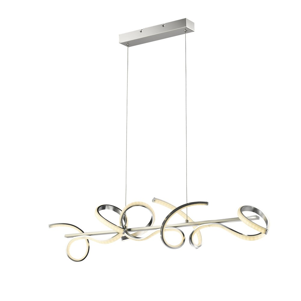 Trio international Design hanglamp Messina Trio 323012407