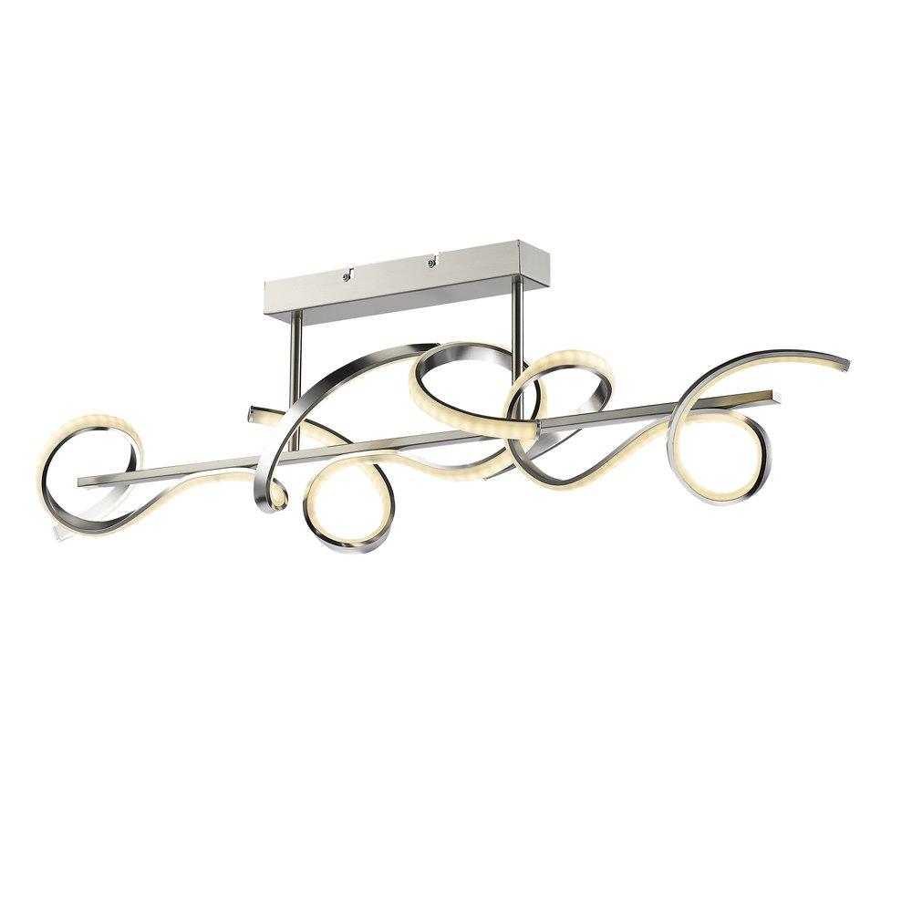 Trio international Design plafondlamp Messina Trio 623012407