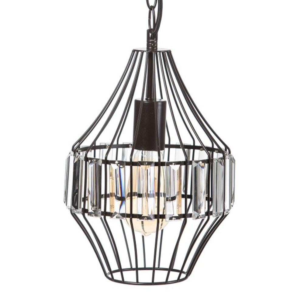 ETH Glas hanglamp Sparkle Crystal Eth. 05-HL4496-43