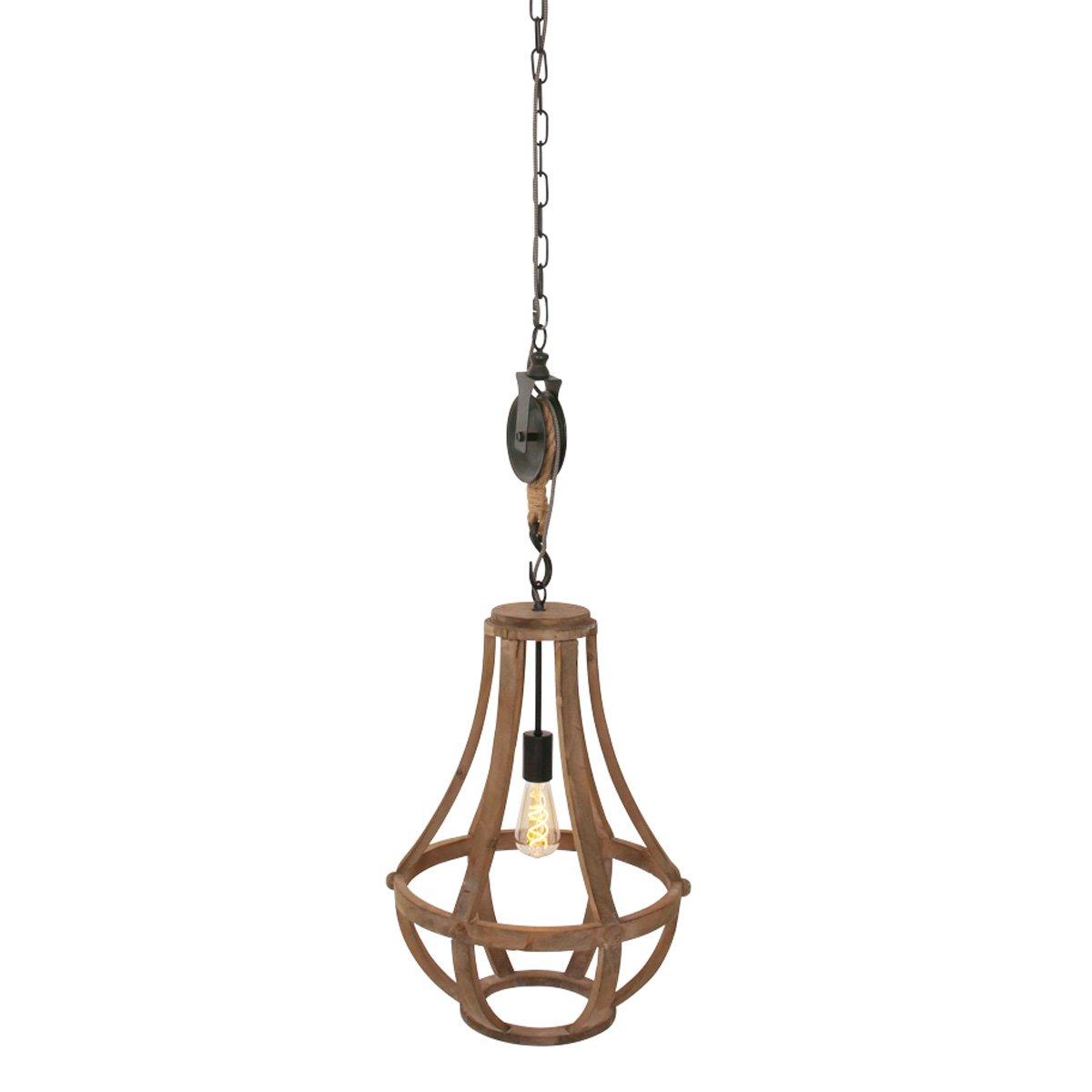 Steinhauer Landelijke hanglamp Liberty Bell Steinhauer 1349BE
