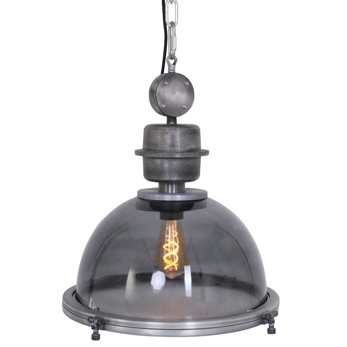 Steinhauer Hanglamp Bikkel industrieel Steinhauer 1452GR