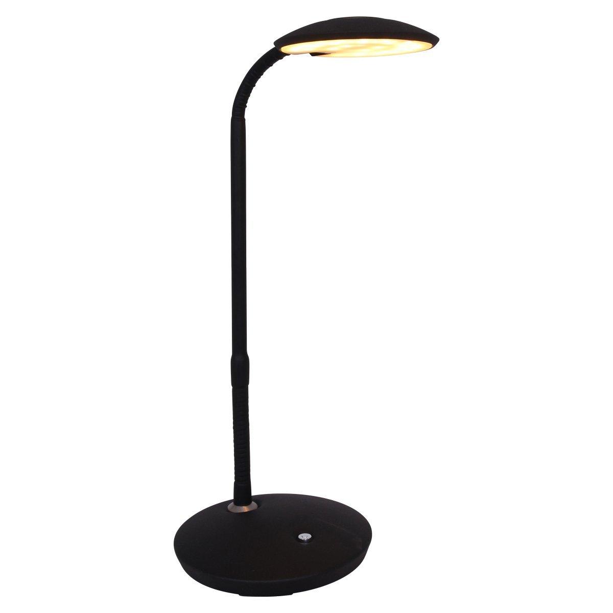 Steinhauer zwarte bureaulamp Zenith Steinhauer 1470ZW