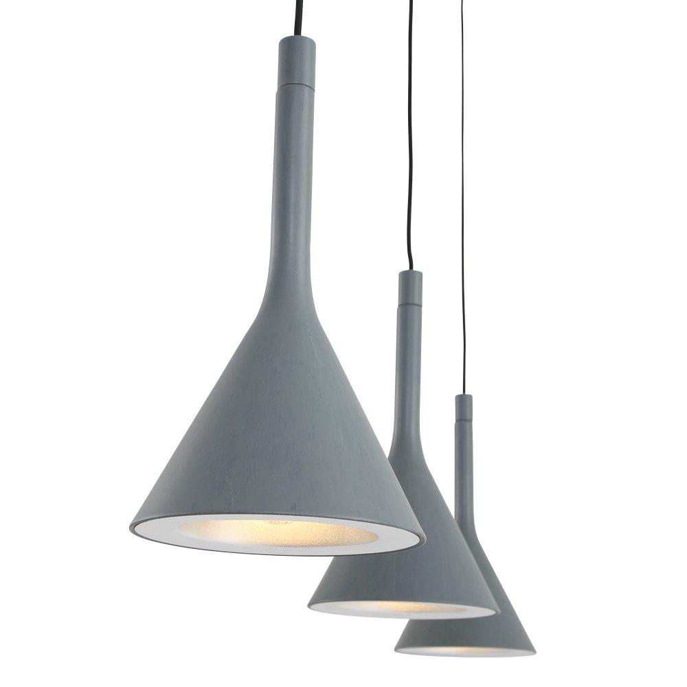 Cornucopia moderne hanglamp Grijs by Steinhauer 7807GR