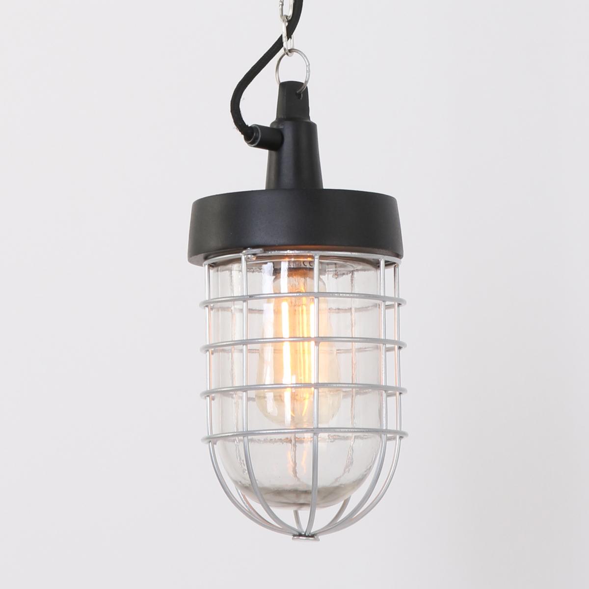 Steinhauer Hanglamp Mexlite industrieel Steinhauer 7835ZW