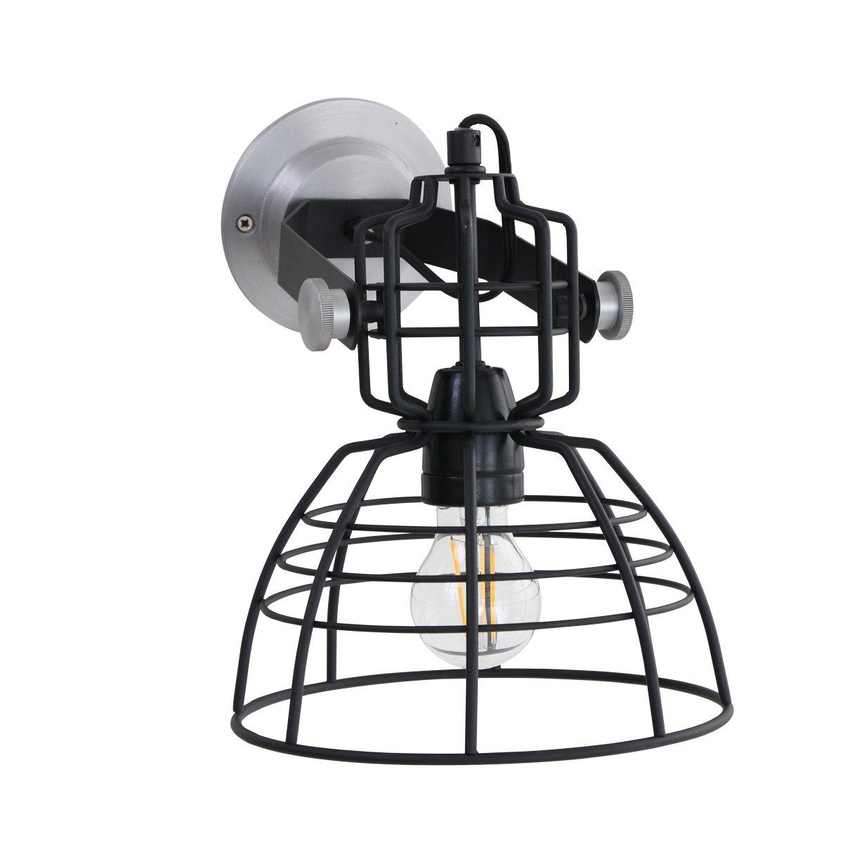 Steinhauer Draadlamp Mark III 22 Steinhauer 7875ZW