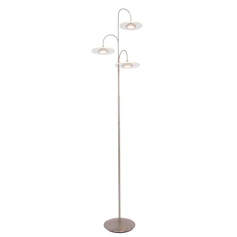 Steinhauer Design vloerlamp Roundy Led Steinhauer 7936ST