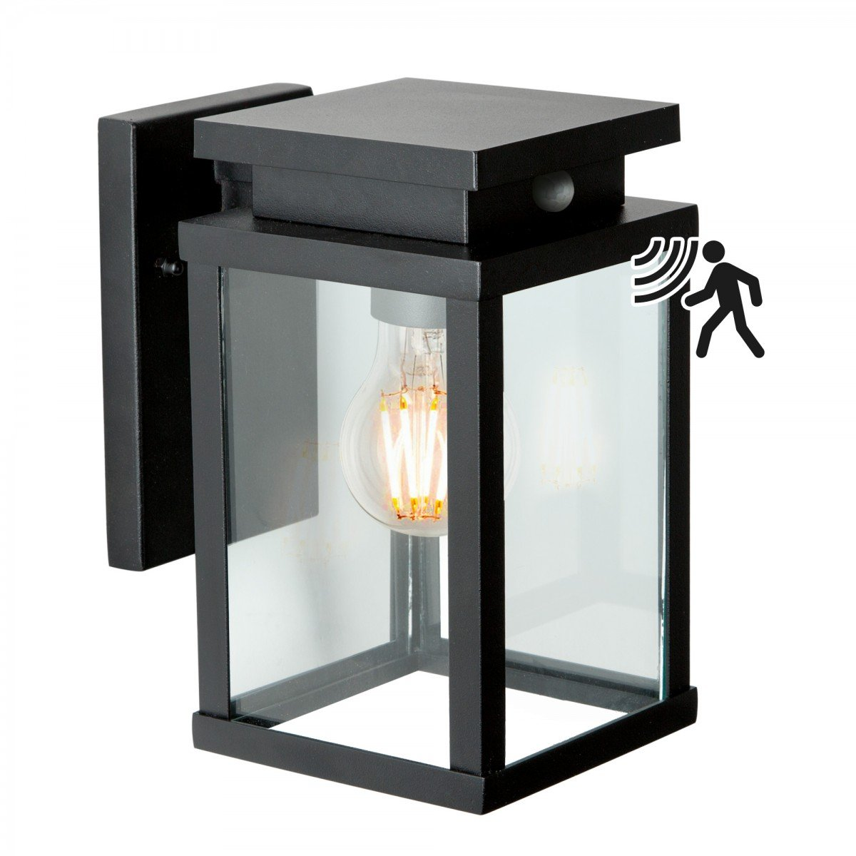 KS Verlichting Jersey M Wandlamp + Bewegingssensor