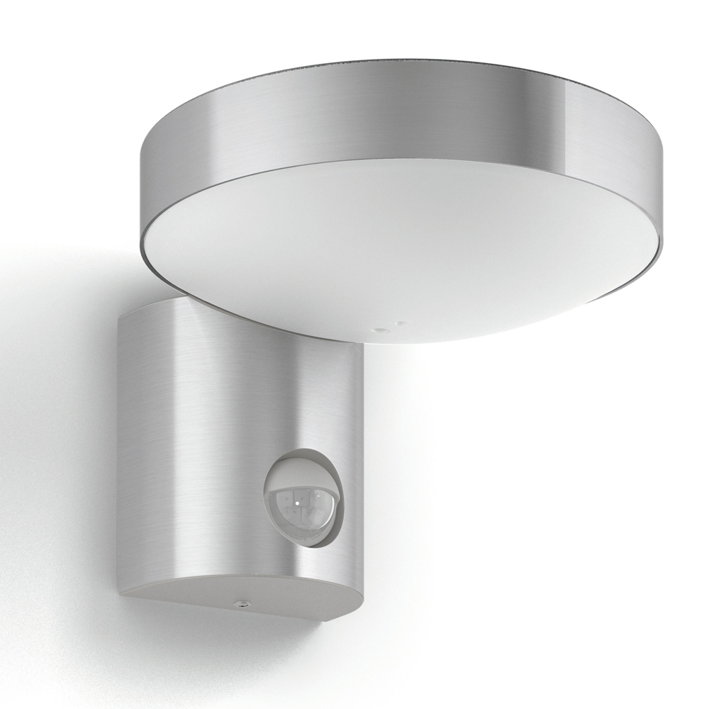 Warmwitte Led-buitenwandlamp Cockatoo Sensor