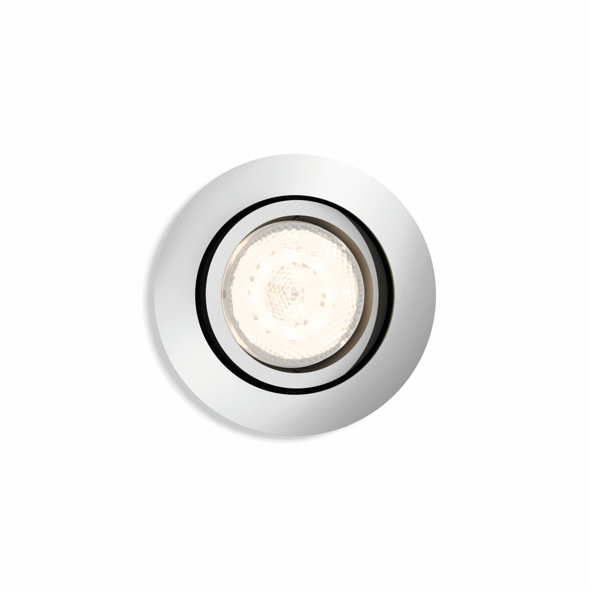Philips Lighting Shellbark 5020111P0 LED-inbouwlamp 4.5 W Warm-wit Chroom