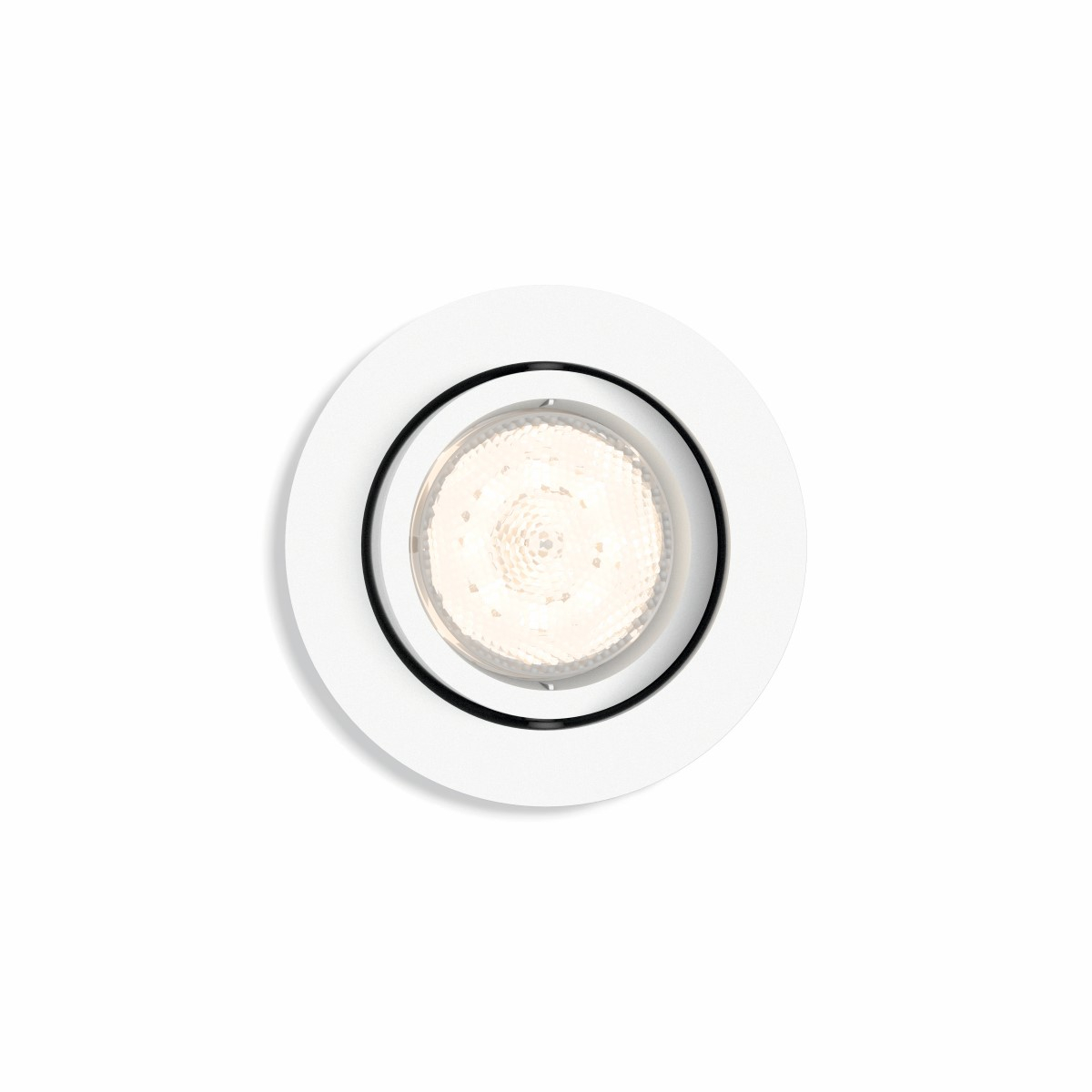Philips Lighting Shellbark 5020131P0 LED-inbouwlamp 4.5 W Warm-wit Wit