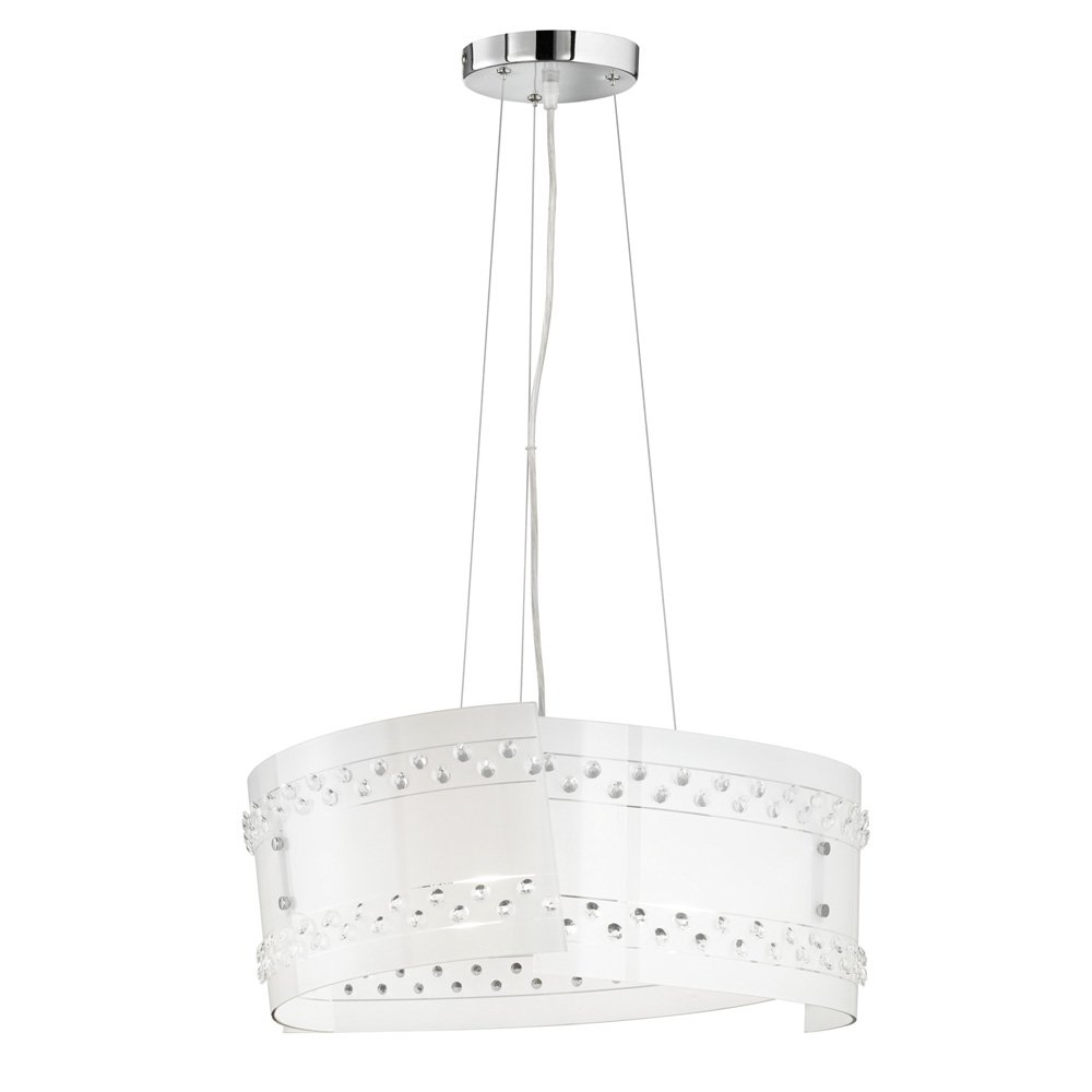 Trio international Ronde hanglamp Christobal Trio 307700300