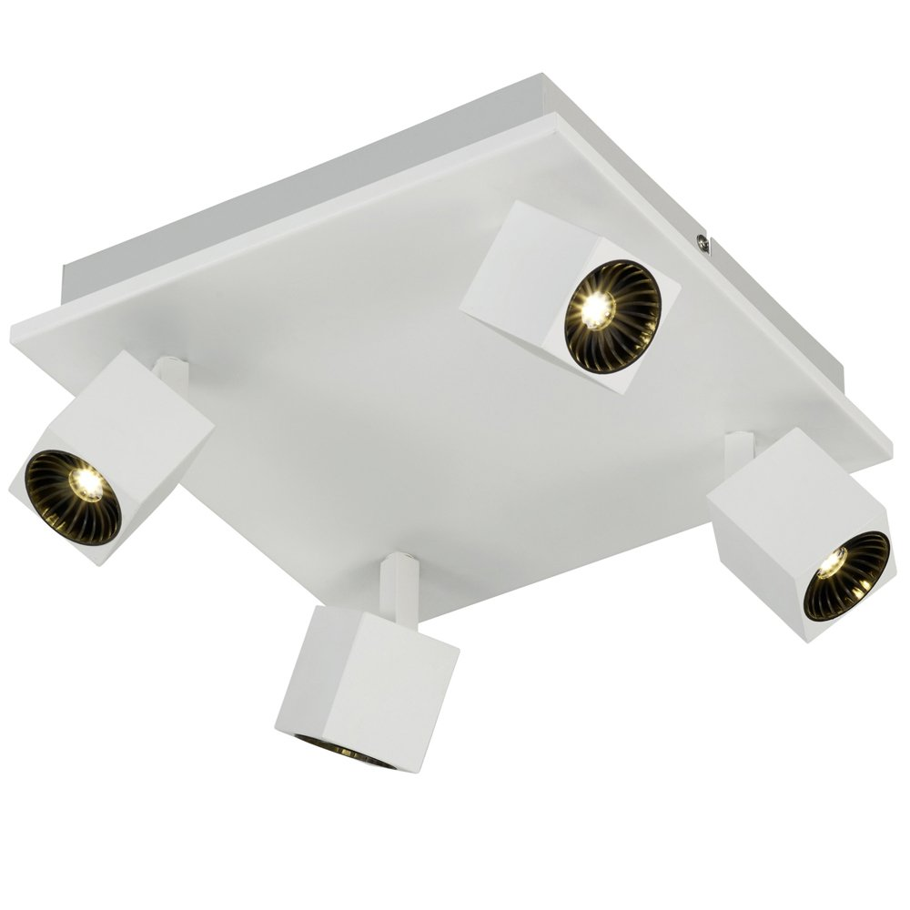 Trio international Led opbouwspot Cuba Trio 828530531