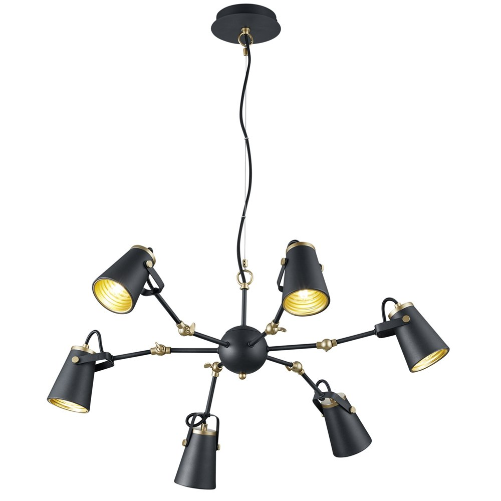 Trio international Design hanglamp Edward Trio 118800632