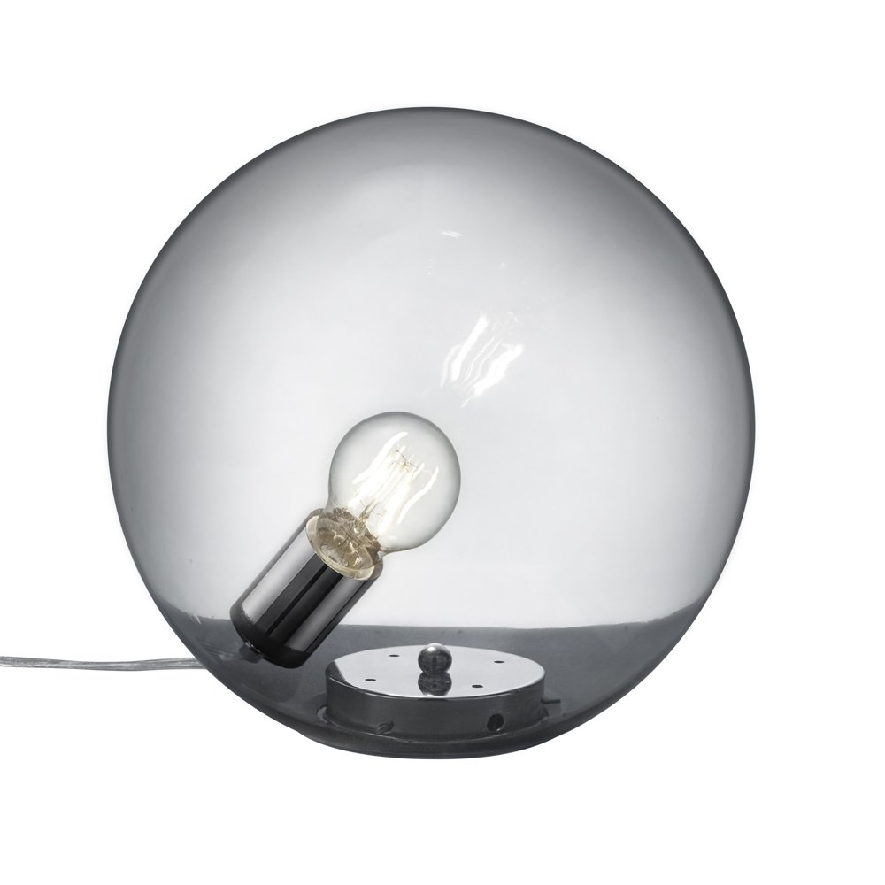 Trio international Glazen tafellamp Midas Trio 501600106