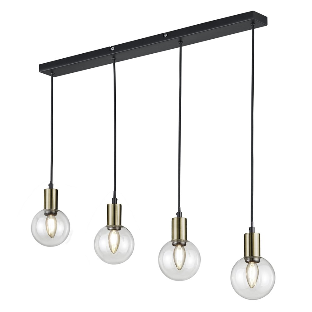 Trio international Eetkamer hanglamp Nacho Trio 300800432