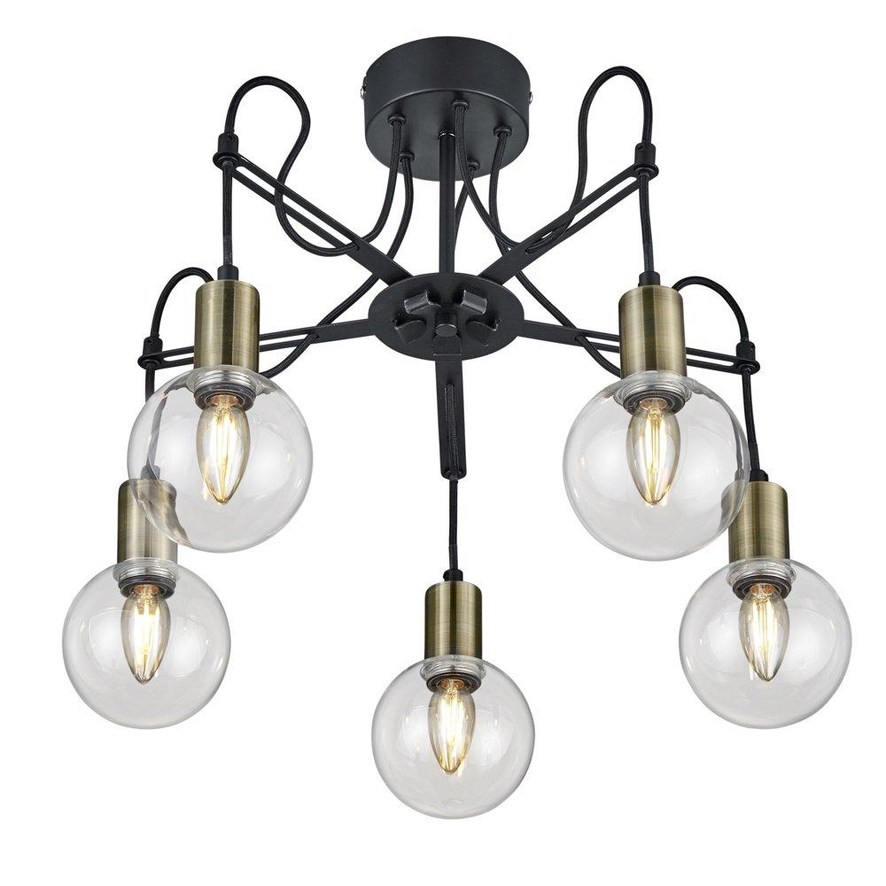 Trio international Design plafondlamp Nacho Trio 600800532