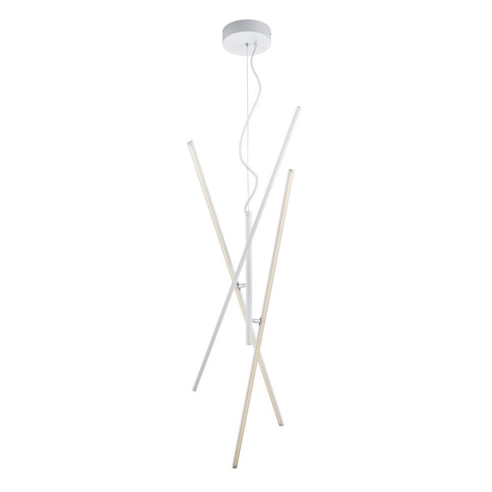 Trio international Vide hanglamp Tiriac Trio 371610331