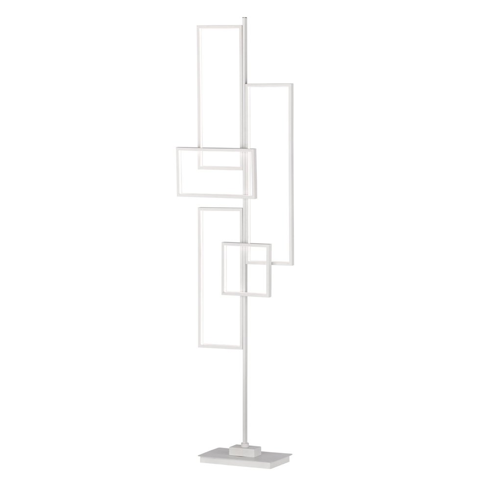 Trio international Design vloerlamp Tucson Trio 472610531
