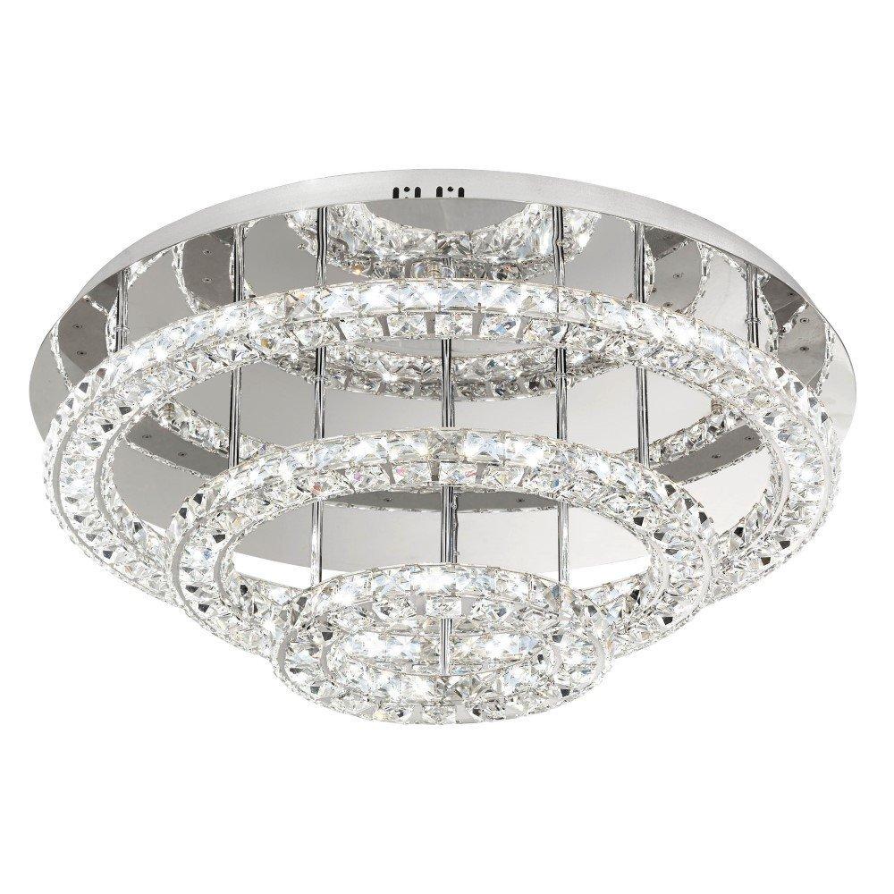 Eglo Kristallen plafondlamp Toneria Eglo 39002