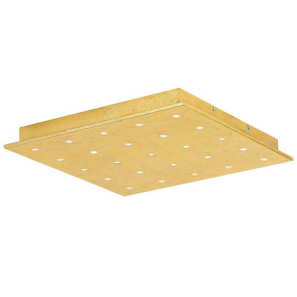 Eglo Gouden plafonniere Vezeno 1 Eglo 39058