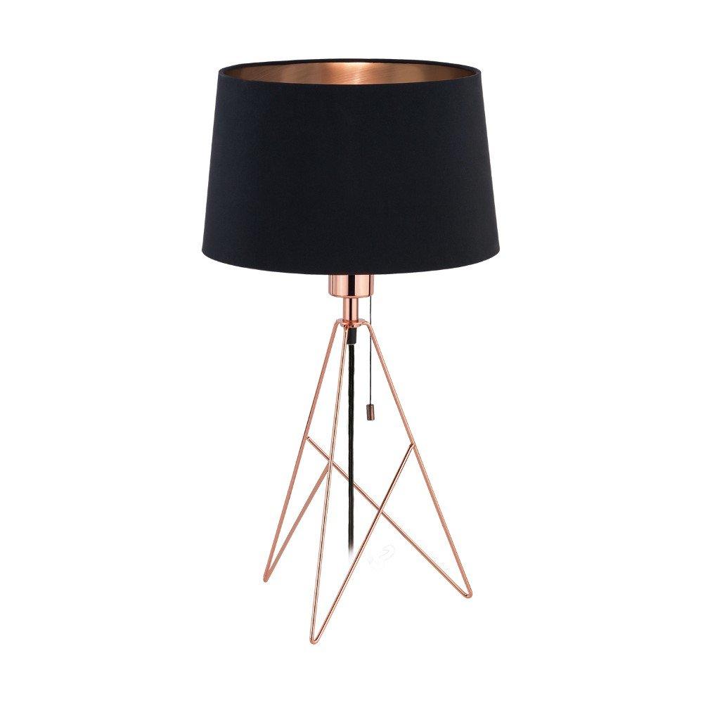 Eglo Camporale Tafellamp 56 cm Zwart