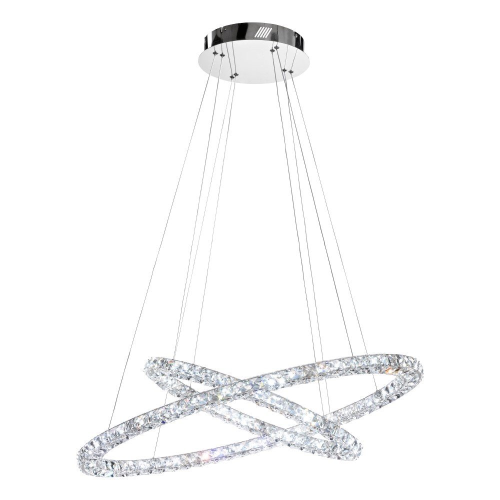 Eglo Kristallen hanglamp Toneria Eglo 93946