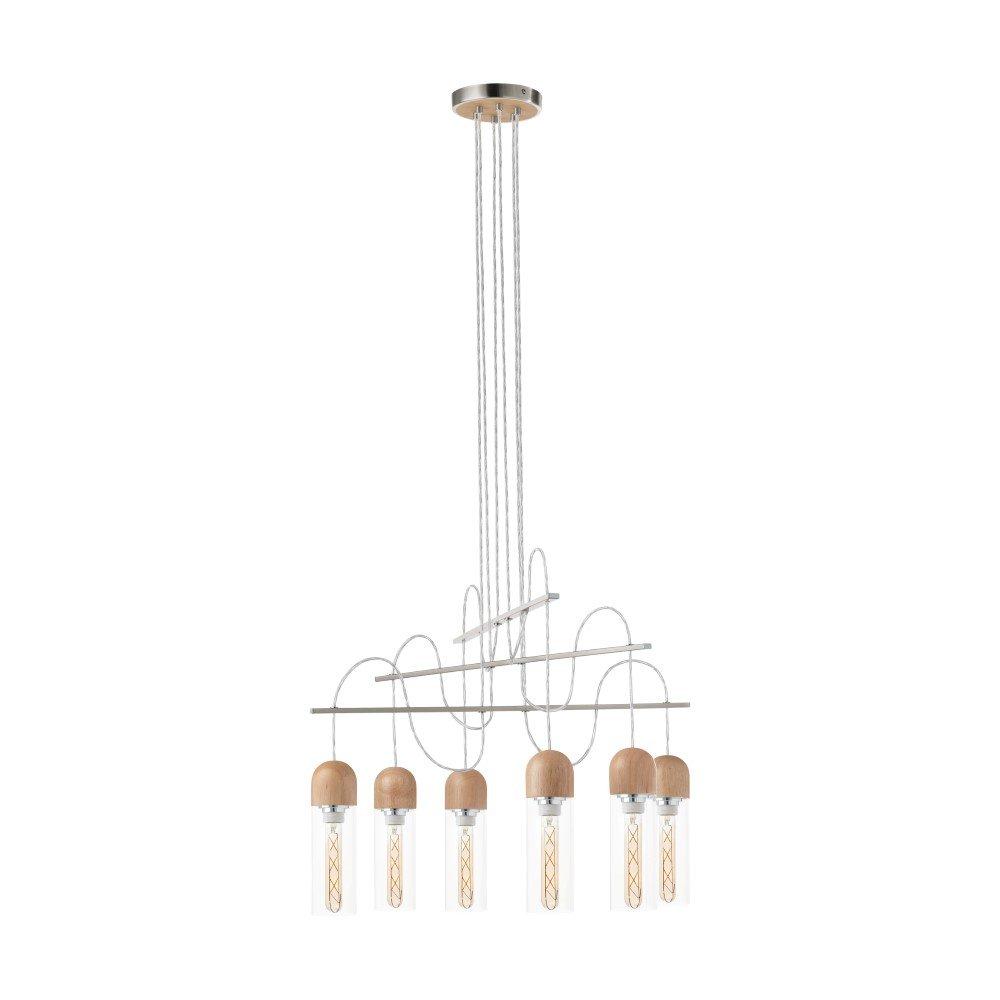 Eglo Landelijke hanglamp Zacharo 1 Eglo 96946