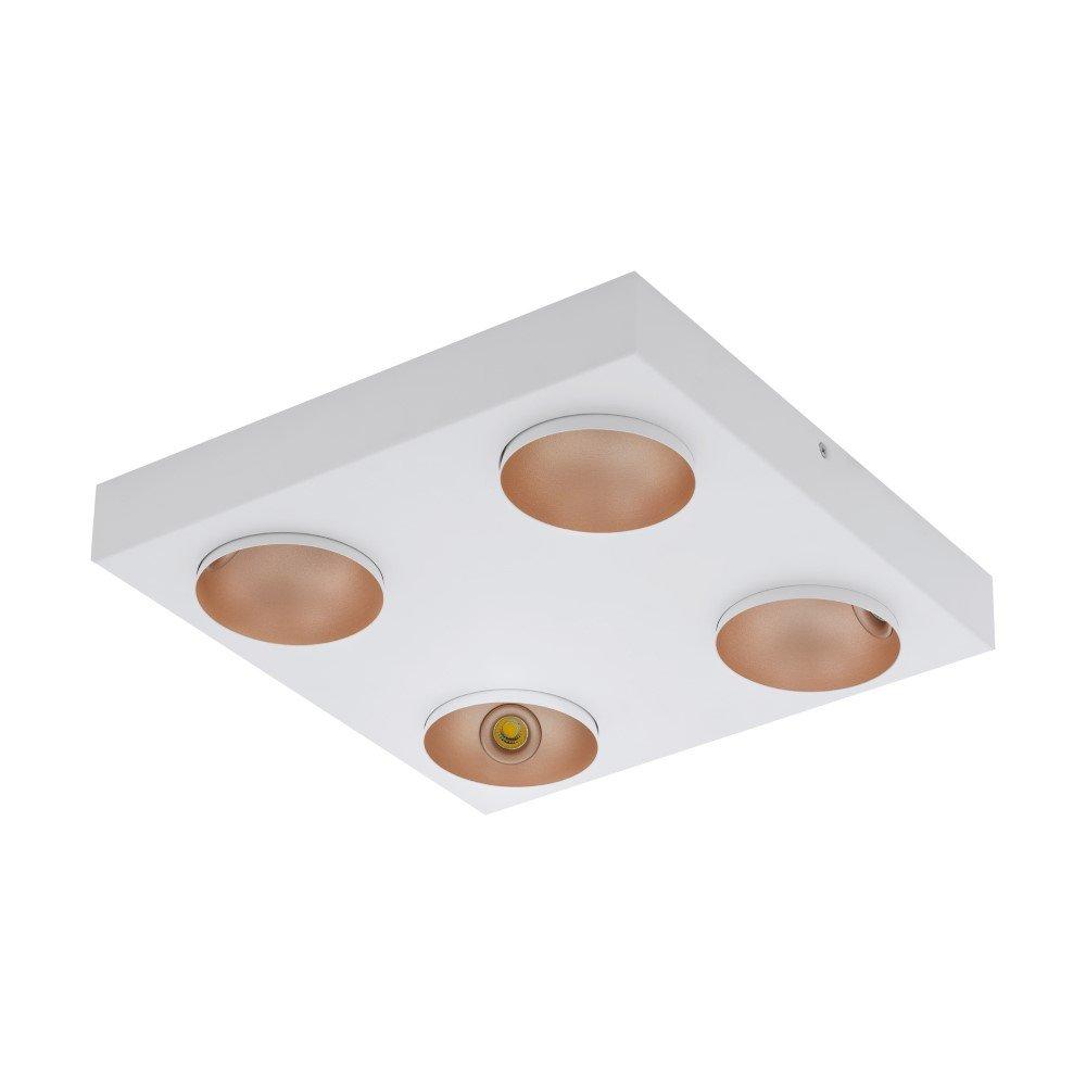 Eglo Opbouwspot Ronzano 4-lichts Eglo 39377