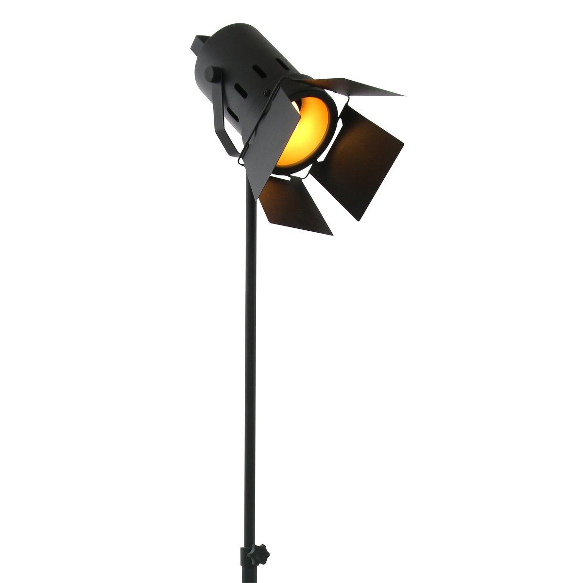 Steinhauer Tripod vloerlamp Mexlite Steinhauer 1577ZW
