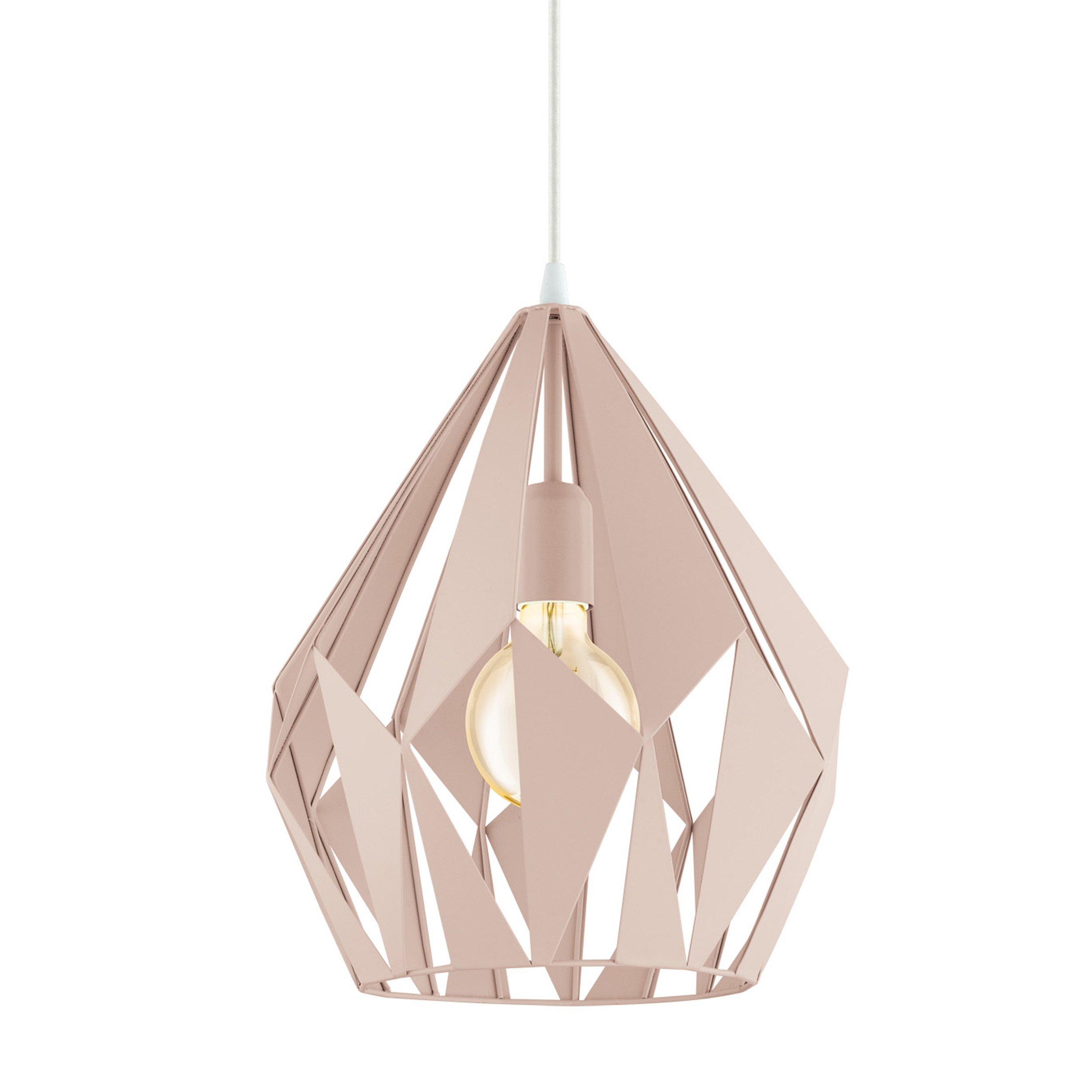 Eglo Pastel hanglamp Carlton-P Eglo 49024
