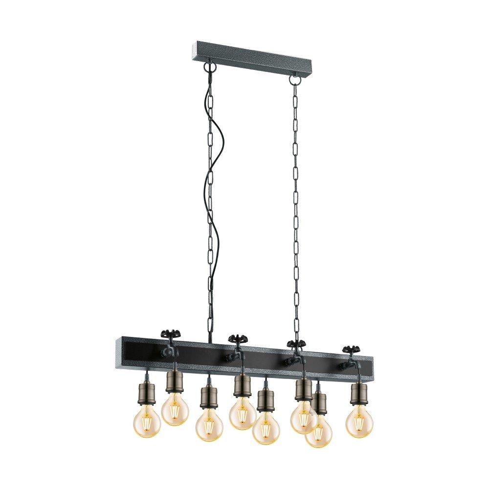 Eglo Eetkamer hanglamp Goldcliff fitter Eglo 49099