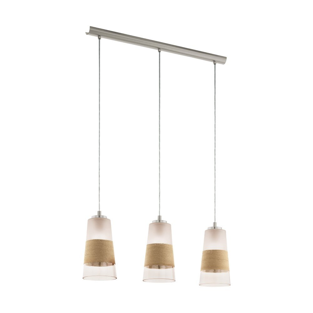 Eglo Eetkamer hanglamp Burnham Eglo 49152