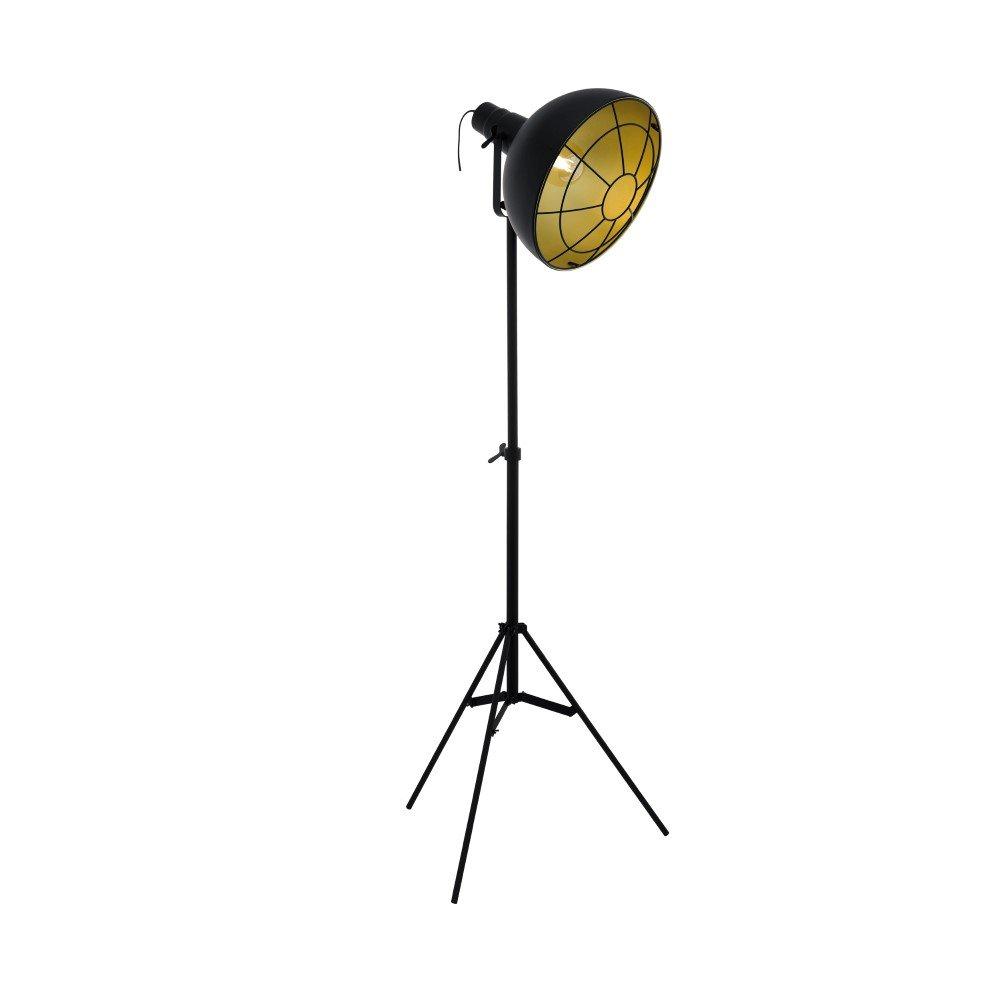 Eglo Landelijke vloerlamp Cannington Eglo 49674