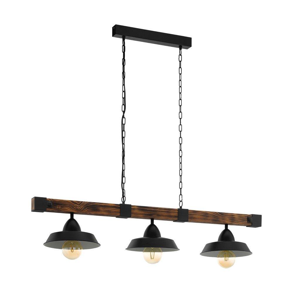 Eglo Landelijke eetkamerlamp Oldbury Eglo 49685