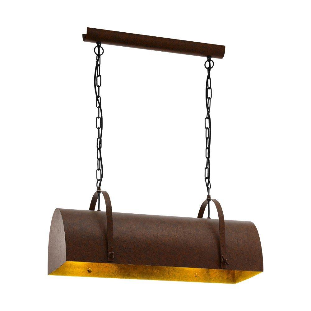 Eglo Landelijke hanglamp Deerhurst Eglo 49687
