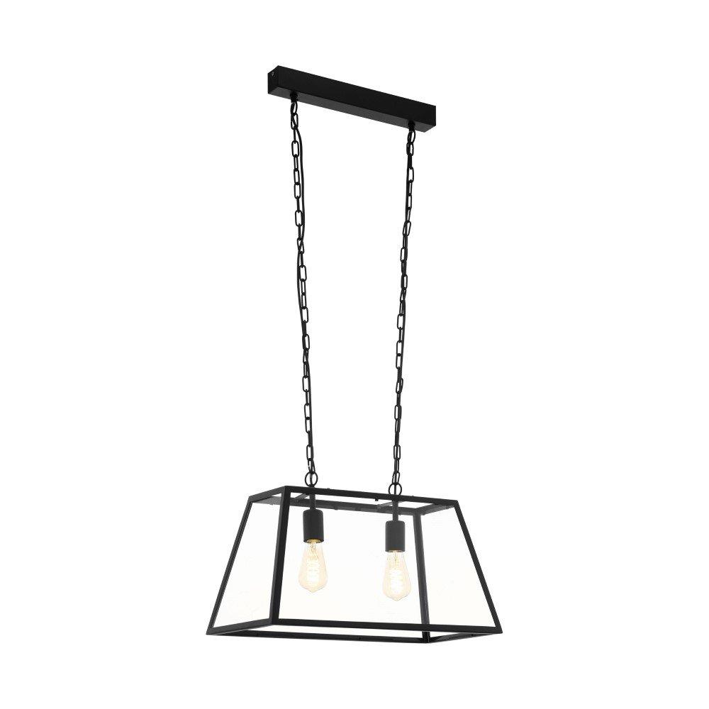Eglo Eetkamer hanglamp Amesbury 1 Eglo 49883