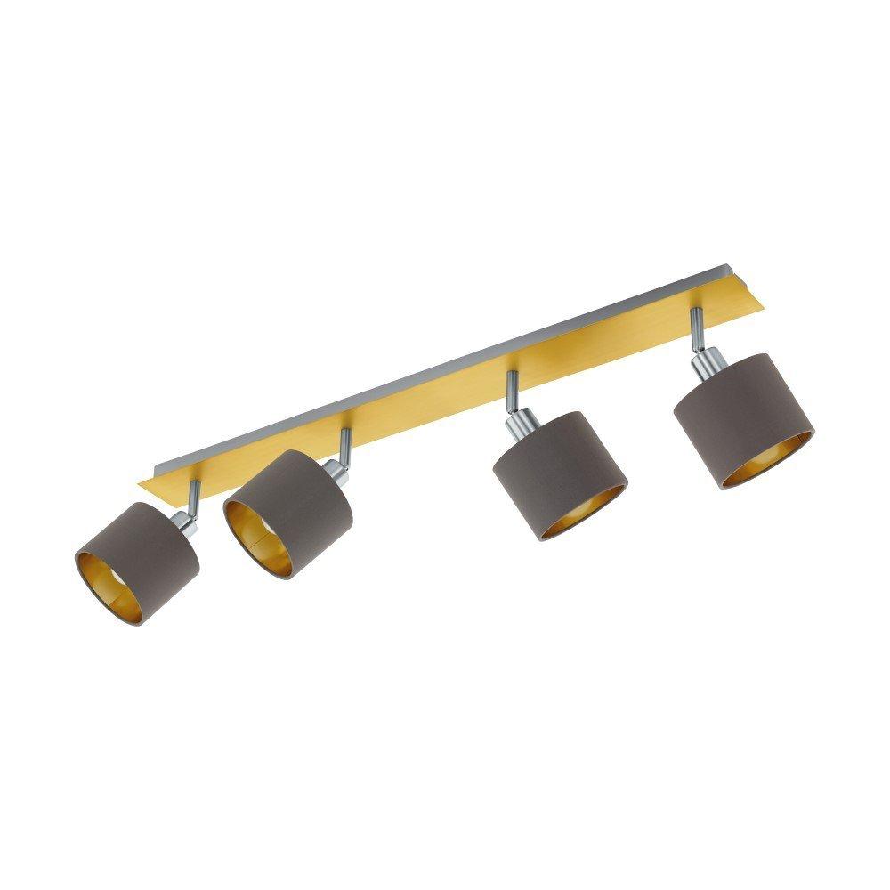 Eglo Plafondspot Valbiano 4-lichts Eglo 97539