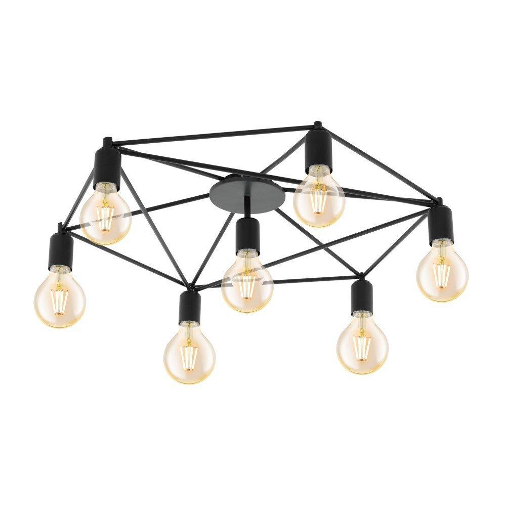Eglo Strakke plafondlamp Staiti spider Eglo 97904