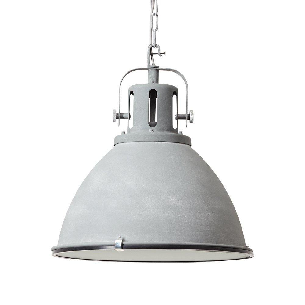 Brilliant Beton grijze hanglamp JesperØ 48cm Brilliant 23770/70